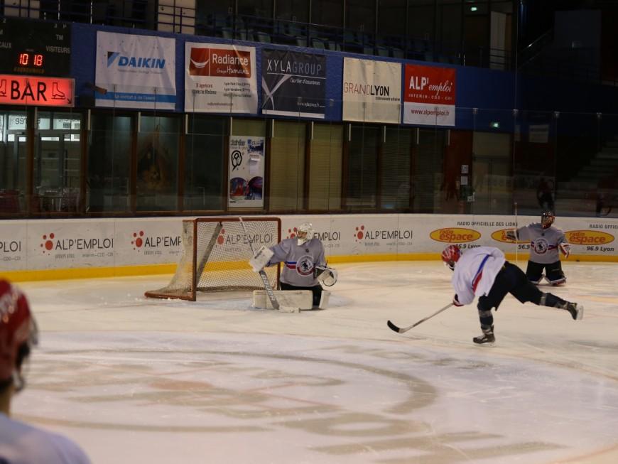 Le LHC perd à domicile contre Amiens (4-5)