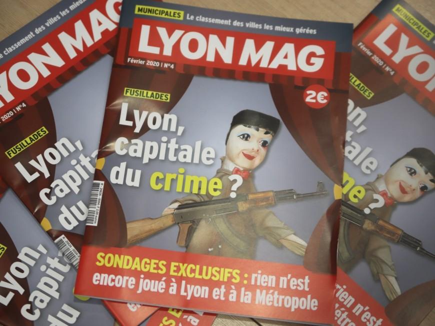 Le boom des fusillades en Une de LyonMag !