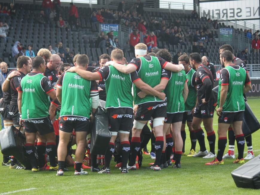 Challenge Cup : le LOU rugby s'enfonce contre Toulouse (30-23)