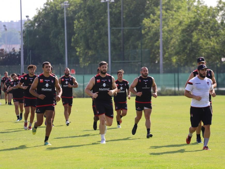 LOU Rugby : 2 matchs de préparation prévus fin août