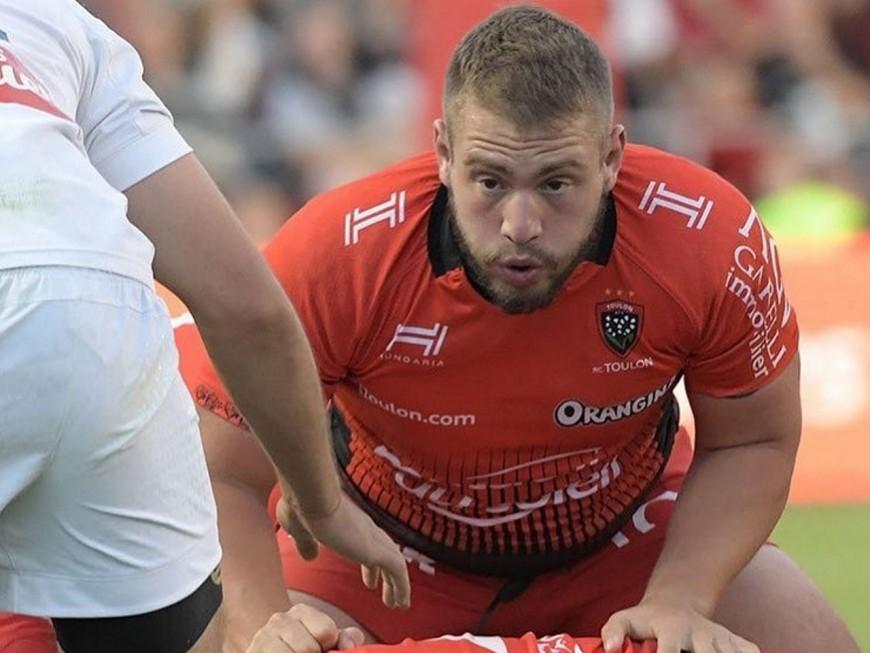 Un international géorgien s'engage au LOU Rugby