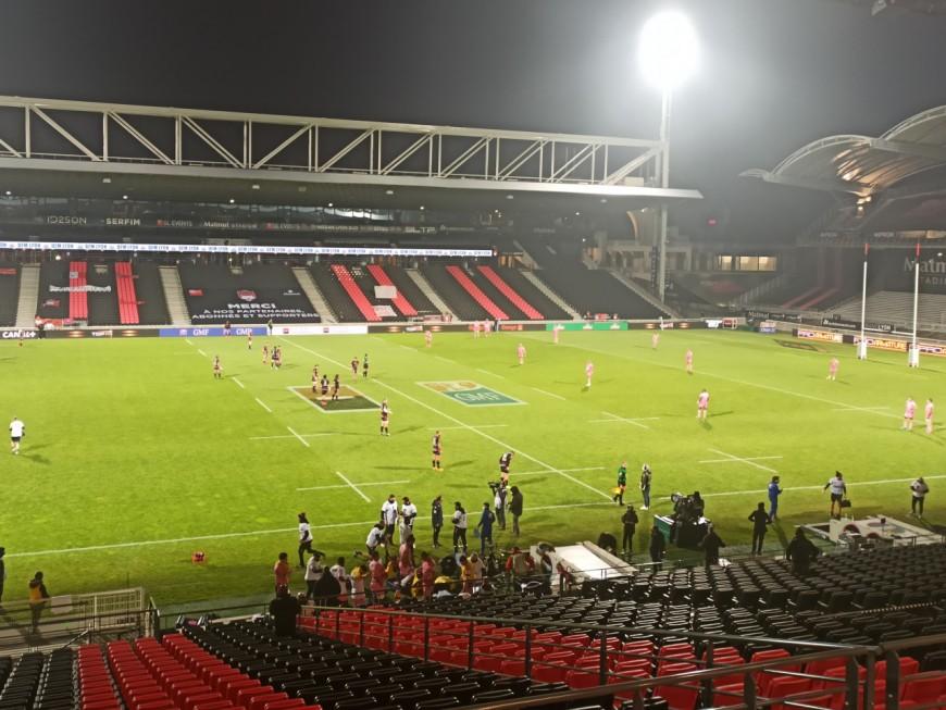 LOU Rugby-Stade Français: les Lyonnais s'imposent d'une courte tête au terme d'un match disputé (20-19)