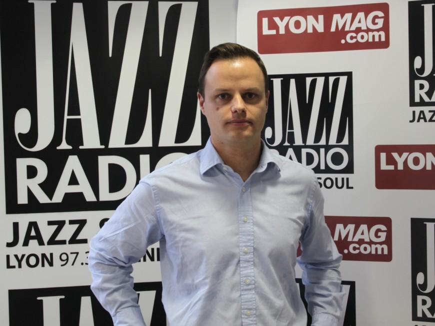 """Ludovic Broquereau de HiKoB : """"Des capteurs pour prévenir le gel sur les routes à Lyon"""""""