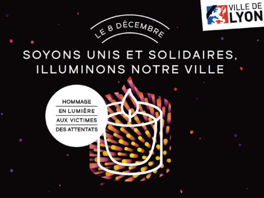 8 décembre : les lumignons officiels de soutien aux victimes des attentats en vente du 2 au 8 décembre