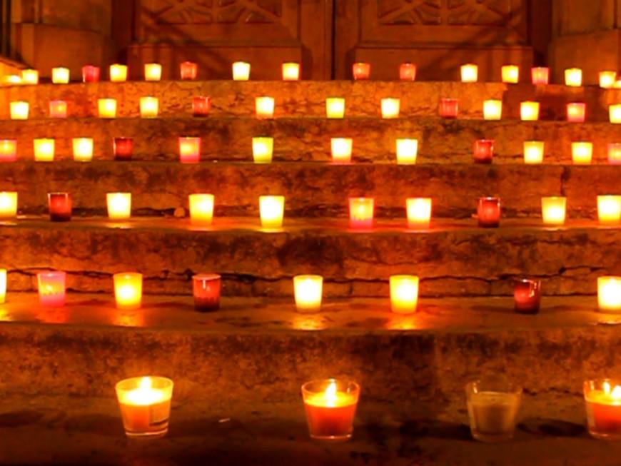 8 décembre : 185 000 euros récoltés à Lyon grâce à la vente de lumignons