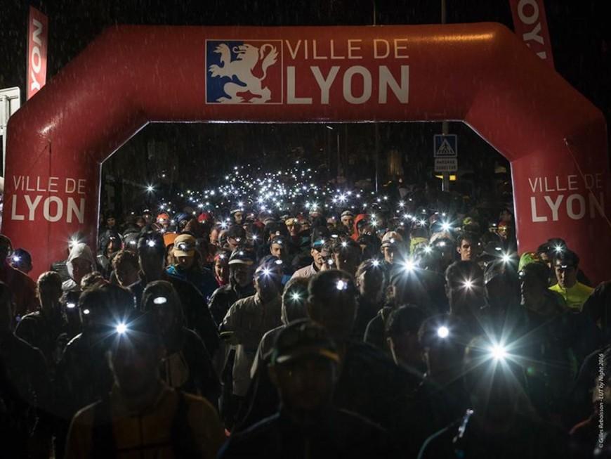Les frontales du Lyon Urban Trail by night vont illuminer la capitale des Gaules ce samedi