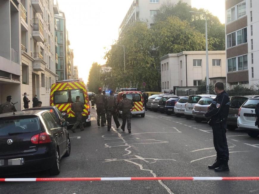 Lyon : un prêtre orthodoxe blessé par balles dans son église, un suspect arrêté