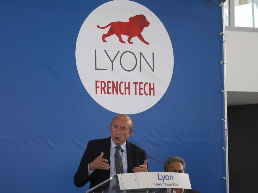 Lyon French Tech : plus de 350 start-ups incubées en 2015