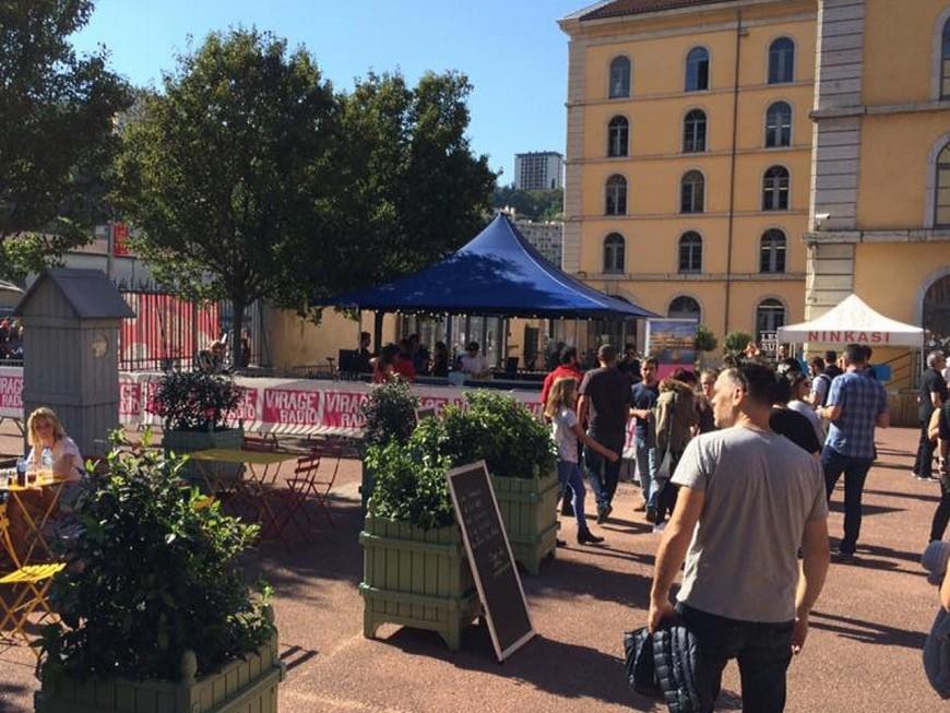Le Lyon Street Food Festival met les petits plats dans les grands pour sa 2e édition