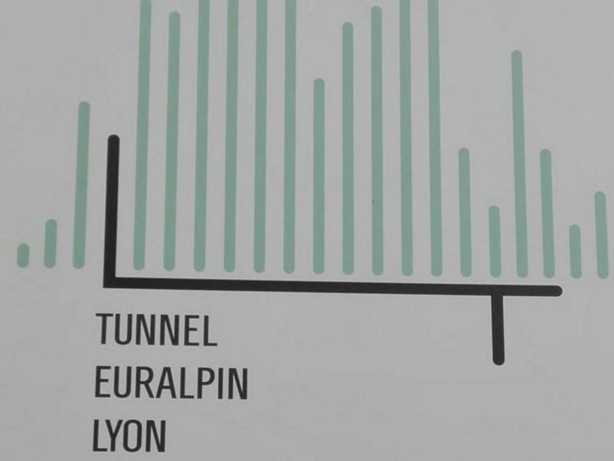 Le Lyon-Turin a trouvé son logo