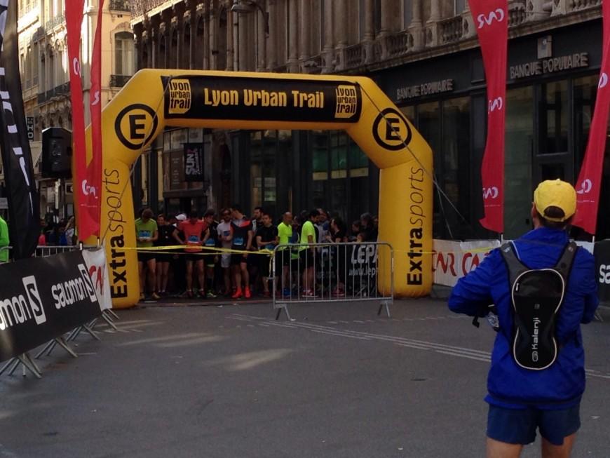 Le Lyon Urbail Trail 2016 remporté par le Portugais Helio Fumo