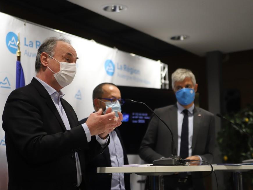 Covid-19 : la Région Auvergne-Rhône-Alpes présente son comité scientifique pour la campagne de dépistage massive