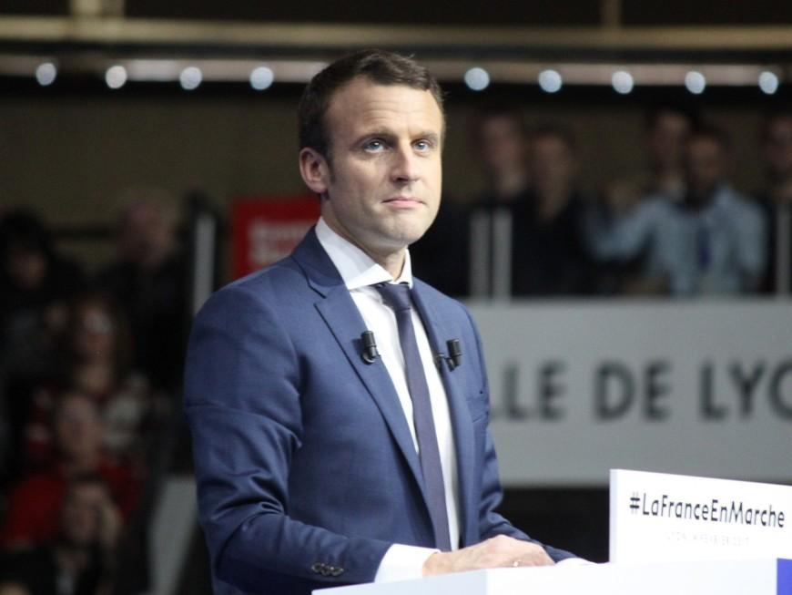Présidentielle : à Bron, Macron a tout juste (officiel)