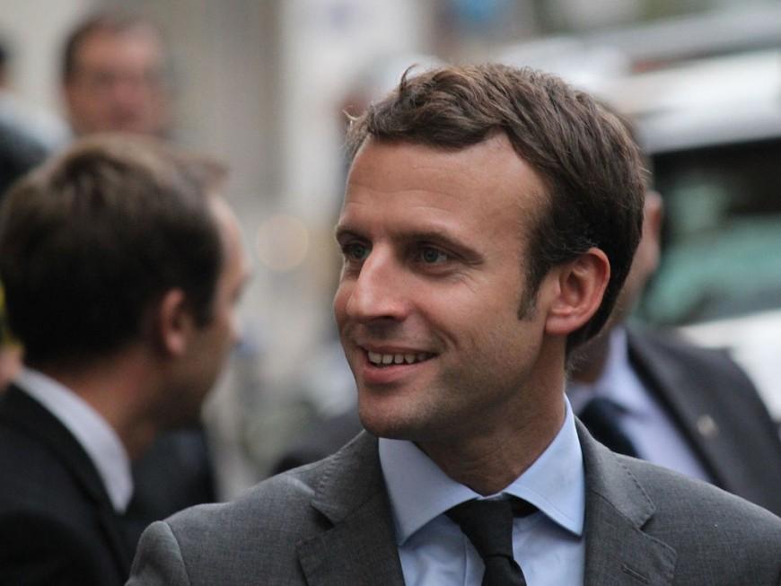 Emmanuel Macron poursuit sa visite à Lyon ce jeudi