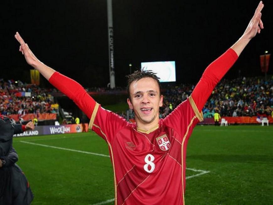 Un espoir serbe pour remplacer Tolisso à l'OL ?