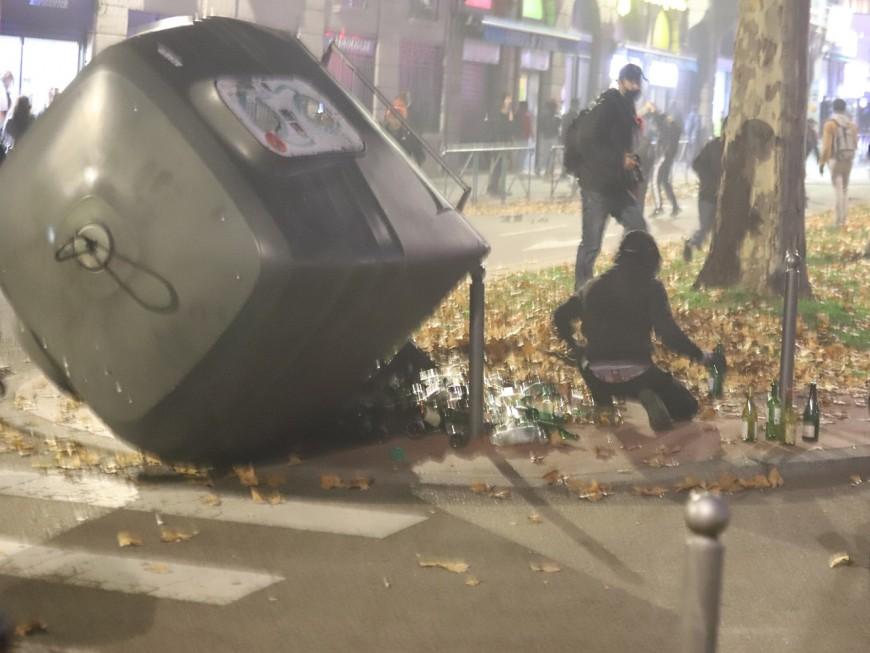 Heurts à Lyon lors de la manif contre la loi Sécurité Globale : la Métropole a-t-elle donné des munitions aux casseurs malgré les mises en garde ?
