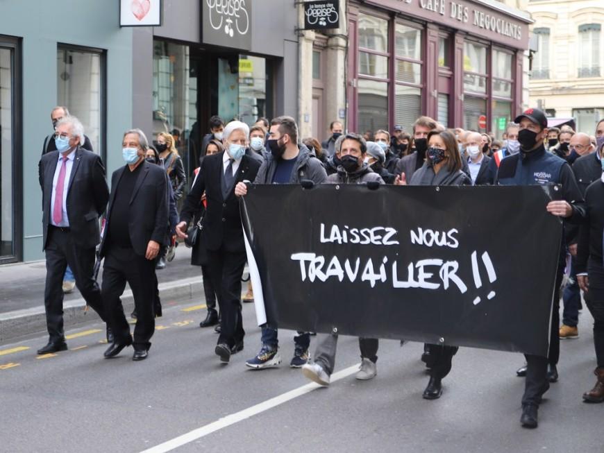Réouverture des restaurants à Lyon : un rassemblement lumineux prévu ce lundi
