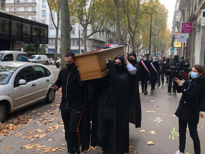Confinement : nouvelle manifestation des indépendants ce lundi à Lyon