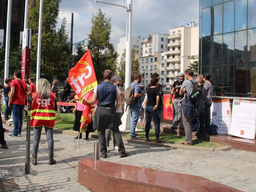 Un mouvement de grève à l'Inspection du Travail