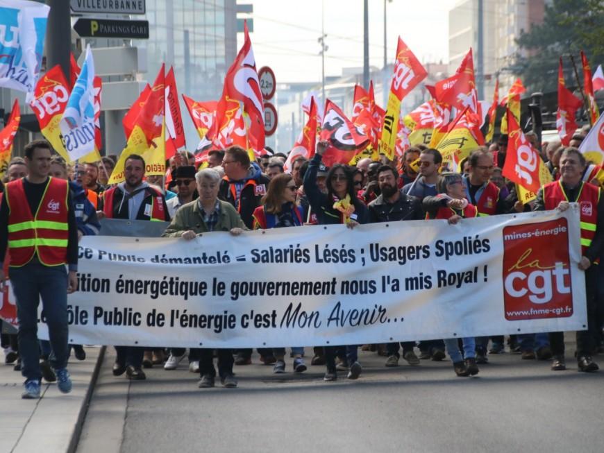 Les syndicats appellent à la première manifestation de la rentrée ce jeudi à Lyon