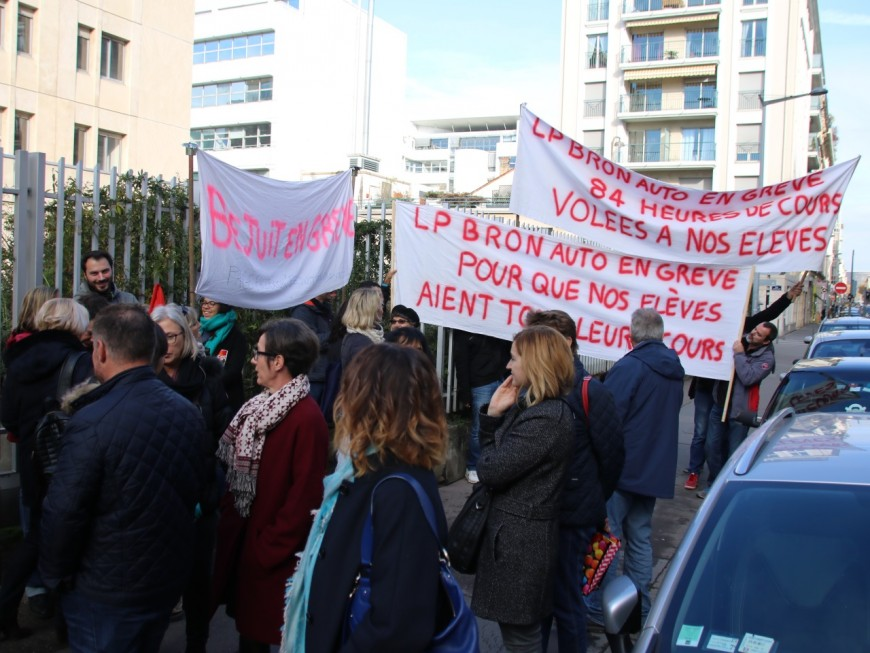 Rhône : plusieurs lycées en grève ce jeudi contre la réforme de l'éducation prioritaire