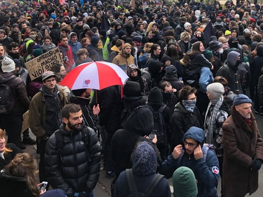 Réforme des retraites : mobilisation en baisse ce mercredi à Lyon