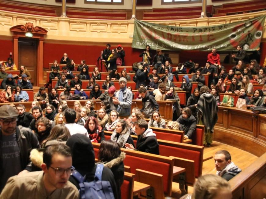 L'université Lyon 2 porte plainte après l'occupation d'un amphi