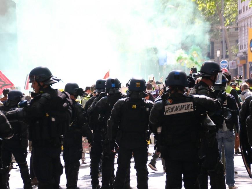 Manifestations interdites à Lyon pendant la Fête des Lumières