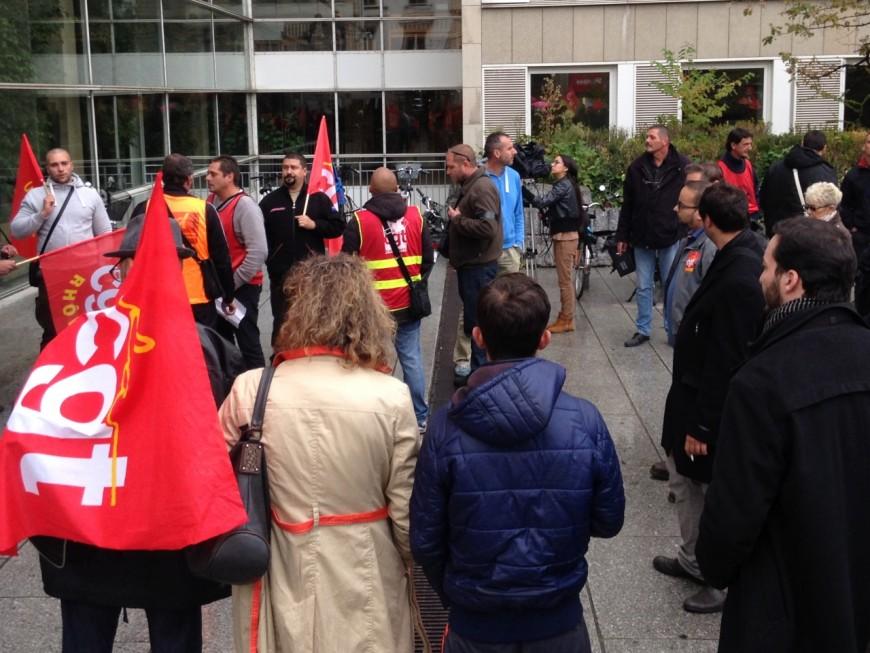 Grève à Prosegur : la direction déboutée par la justice