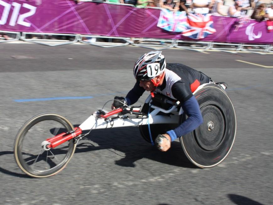 Les athlètes paralympiques rhodaniens présentés ce samedi place Bellecour