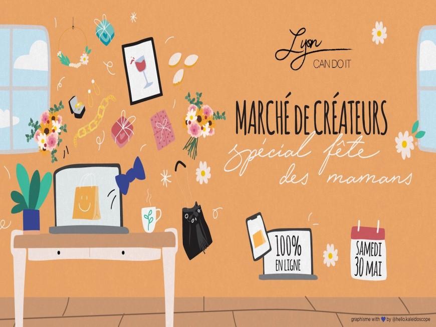Lyon: un marché en ligne pour soutenir les créateurs lyonnais