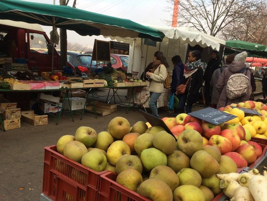 Lyon: trois marchés ont rouvert ce mardi matin
