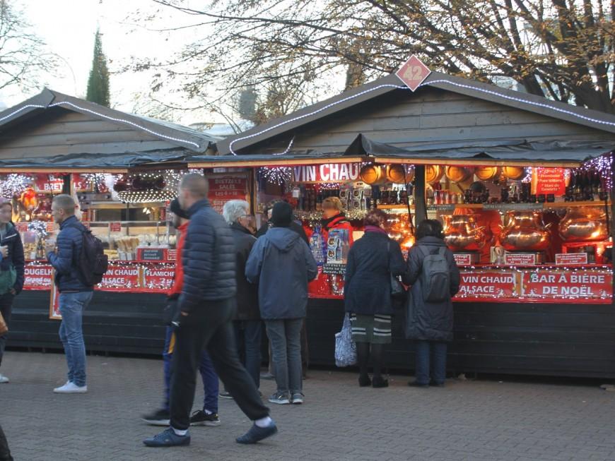 Le marché de Noël de la Croix-Rousse annulé pour manque de budget sécurité