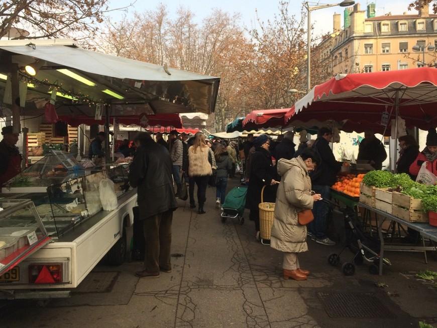 Lyon : une pétition lancée pour le retour du marché du quai St Antoine