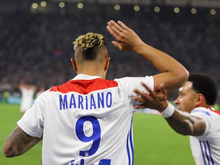 OL : Mariano Diaz au Real Madrid, c'est officiel !