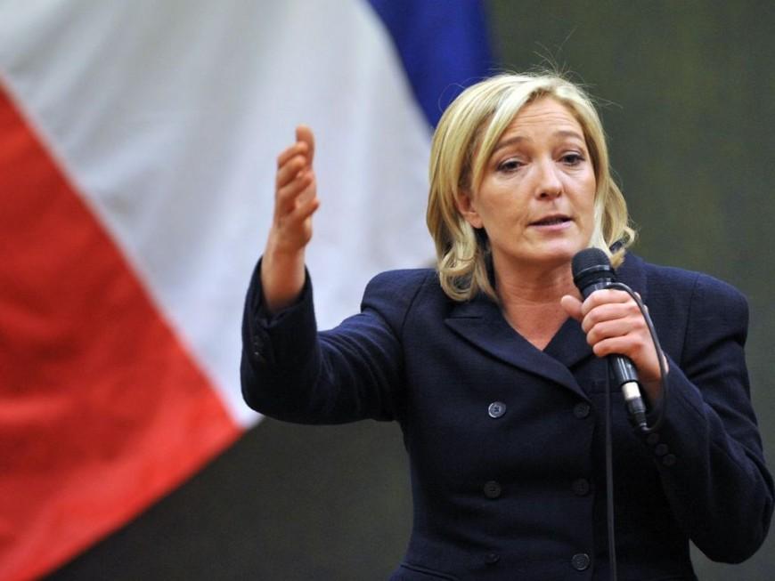 Rhône : Marine Le Pen dans le Beaujolais, ça s'arrose !