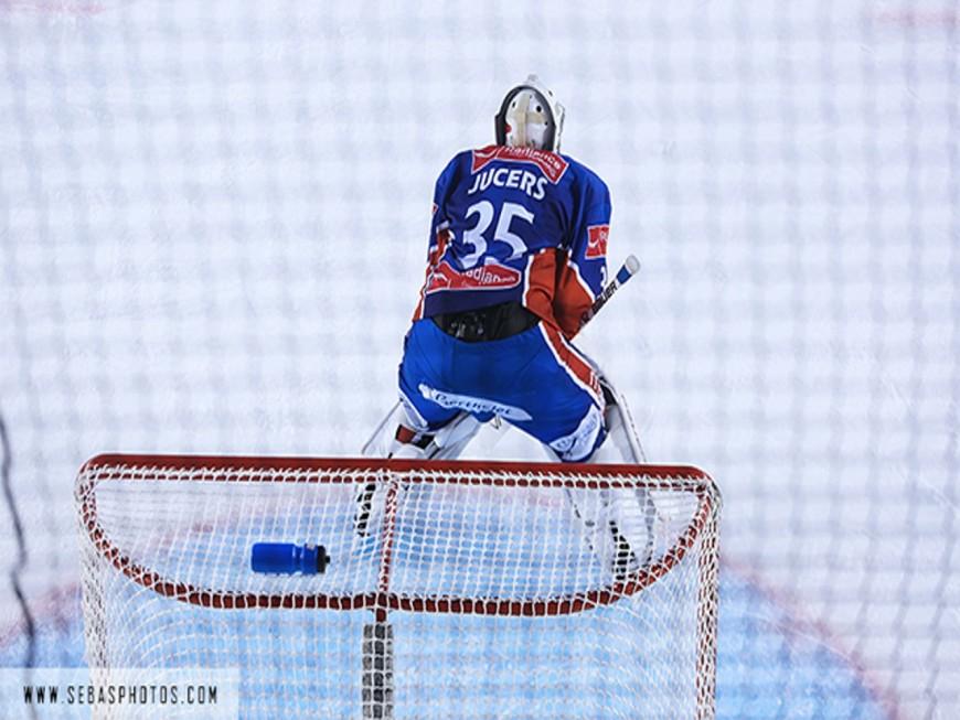 Hockey : le gardien Maris Jucers quitte le LHC