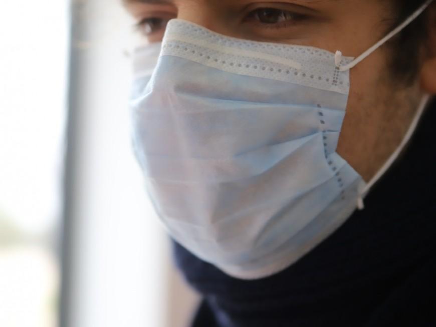 Covid-19 : le port du masque bientôt obligatoire dans certaines rues de Lyon