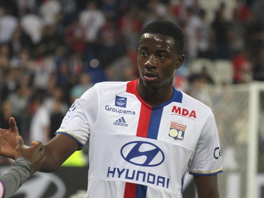 Jean-Philippe Mateta (OL) sera prêté en Ligue 2