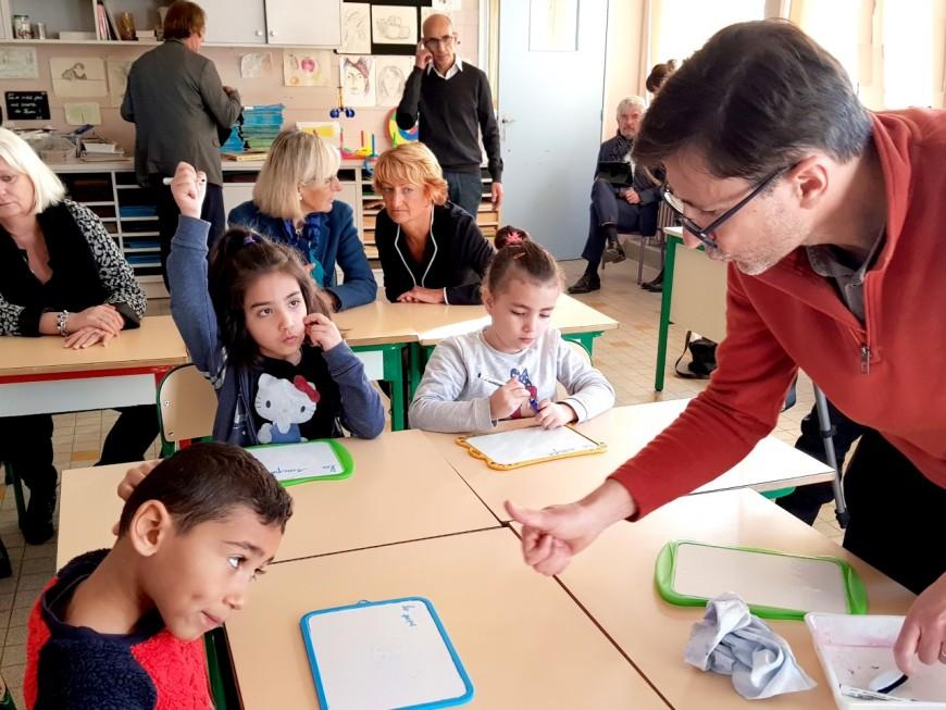 Classes de CP dédoublées à Vénissieux : entre espoir et interrogations