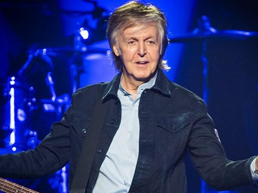 Paul McCartney en concert à Lyon en 2020 !