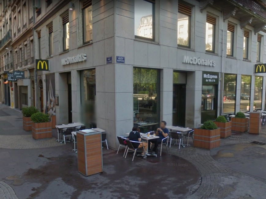 McDonald's décide de livrer à domicile à Lyon