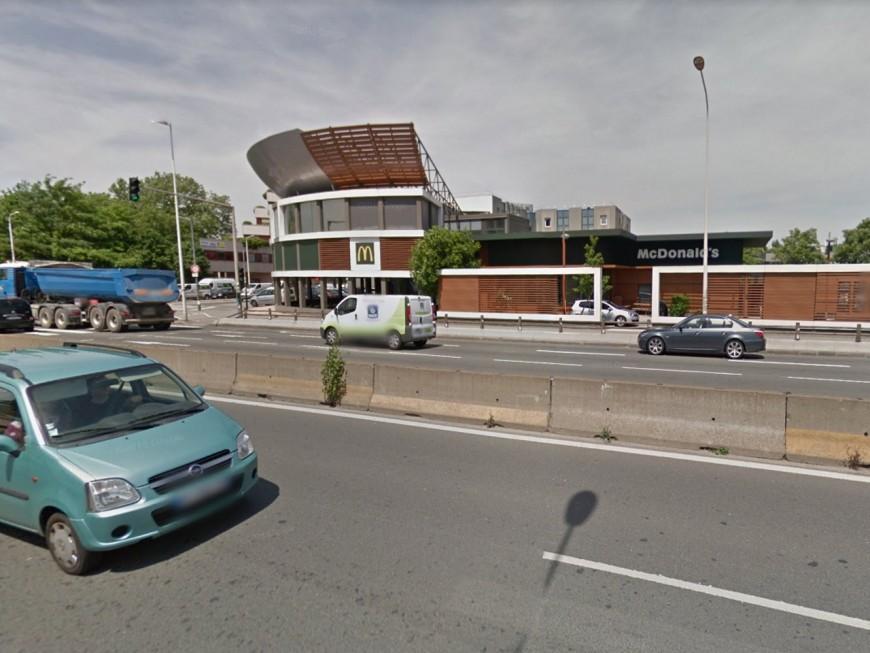 Le McDonald's de Lyon-Gerland braqué par deux hommes