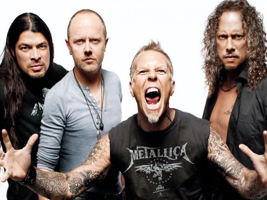 La tournée de Metallica fait étape à Lyon ce mardi