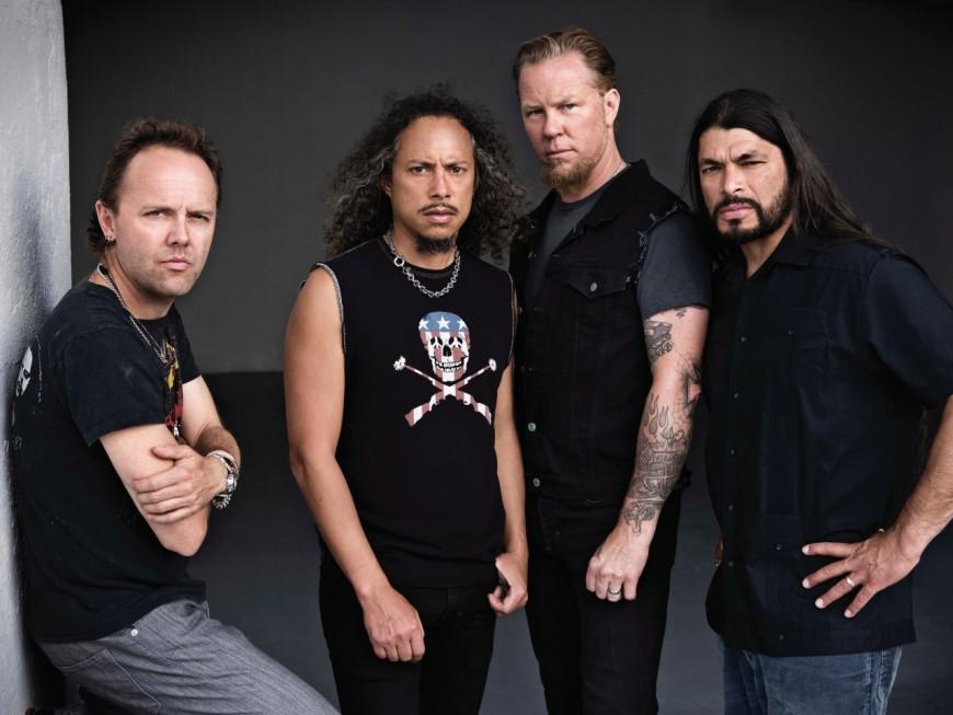 Lyon: Metallica en concert à la Halle Tony Garnieren septembre ?