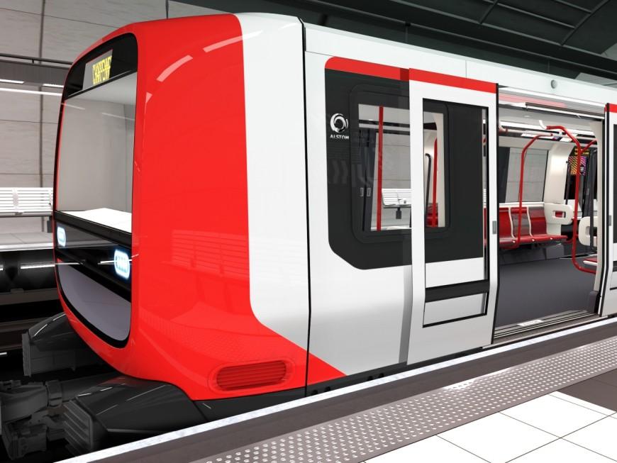 Une cure de jouvence pour le métro lyonnais