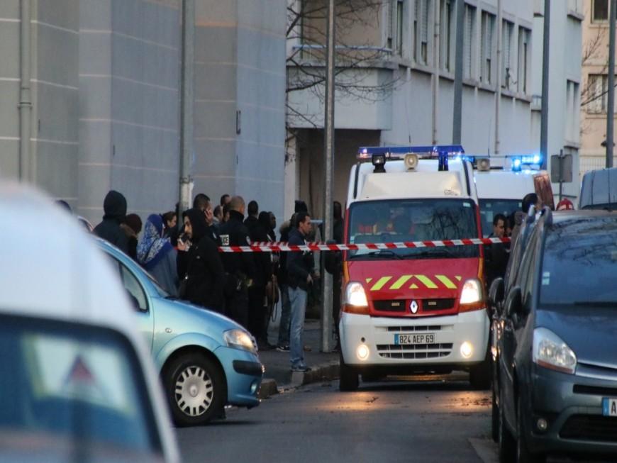 Villeurbanne : deux hommes abattus en pleine rue ce dimanche après-midi