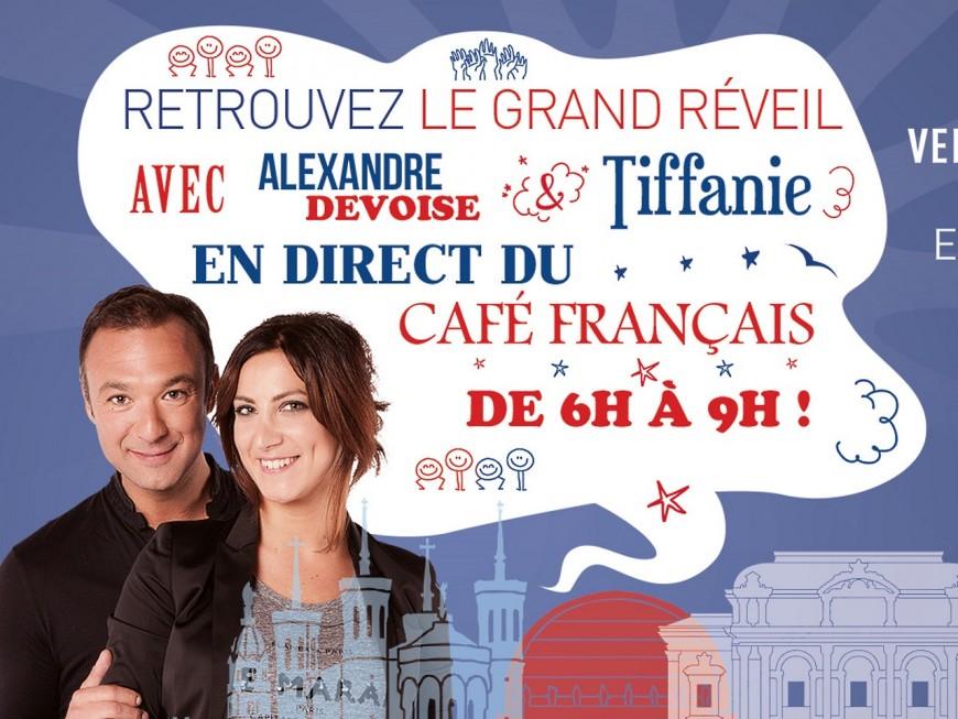 MFM délocalise sa matinale à Lyon et l'ouvre au public