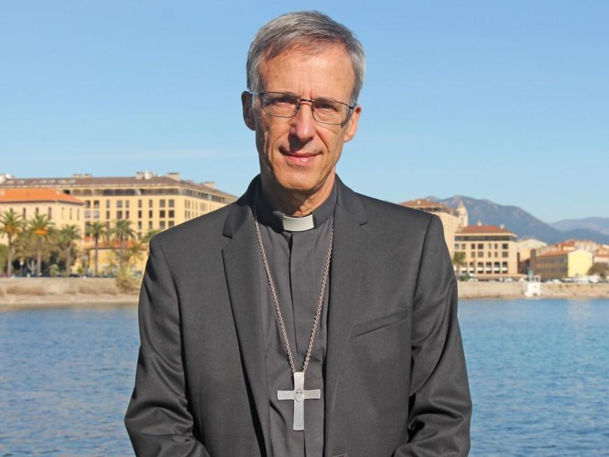 Olivier de Germay, nouvel archevêque de Lyon en remplacement de Philippe Barbarin