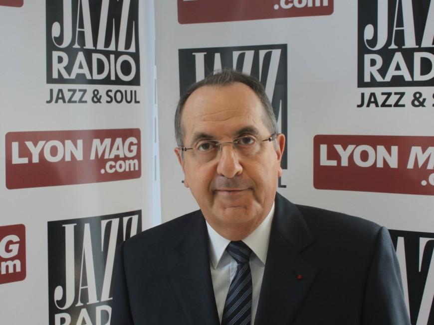 """Michel Delpuech, préfet du Rhône : """"Après les attentats, des interpellations ont eu lieu et auront lieu en Auvergne Rhône-Alpes"""""""